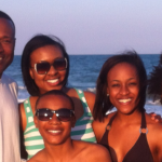 Our family at Myrtle Beach, SC.