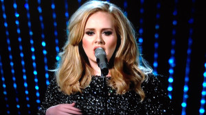 Best make up goes to Adele. Whoever beats her face deserves an Oscar themselves. What a fabulous job!