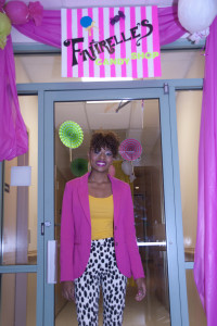 Sweet 16 Candy Themed Party for my daughter Fahrelle.