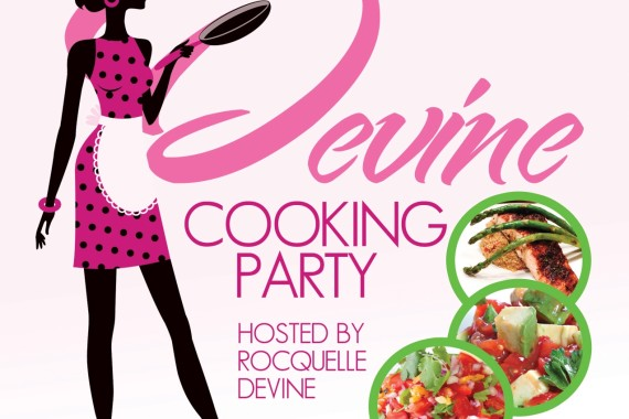 Devine Cooking Party
