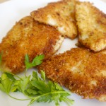 Easy Panko Crusted Swai