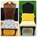 $15 Thrift Store Chair Makeover