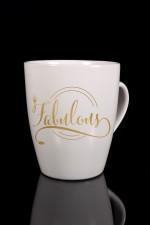 Coffe mug rendering crop